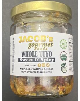 JACOB'S GOURMET FOODS- WHOLE TUYO