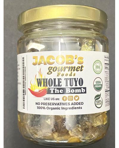 JACOB'S GOURMET FOODS- WHOLE TUYO-WHO-TUY-THBMB-01