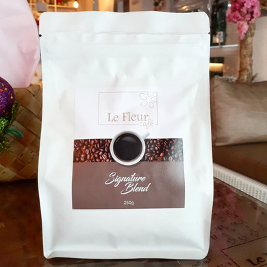 Signature blend beans 250g-1403493