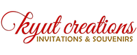 Kyut Creations: Invitations and Souvenirs-logo