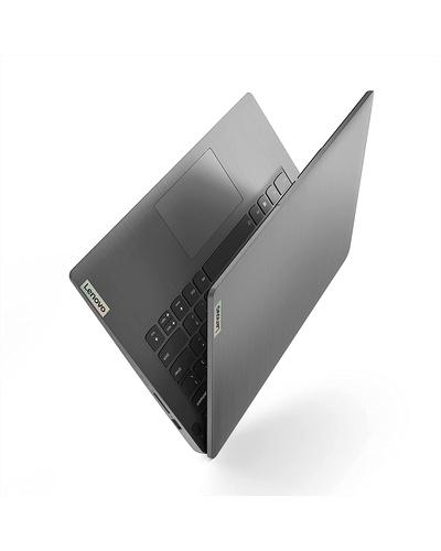 """Lenovo IdeaPad Slim 3 (81WA00K1IN) 14"""" FHD Laptop (Core i3-10110U / 8GB /256GB SSD /UHD Graphics /Win 10 /Office 2019) Platiunum Grey-1"""