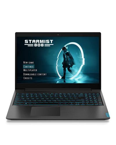 "Lenovo IdeaPad L340 9th Gen Intel Core i5-9300HF 15.6"" (39.63cm) FHD IPS Gaming Laptop (8GB/1TB HDD/Windows 10/NVIDIA GTX 1050 3GB/Granite Black/2.19Kg)-lenovogaming"