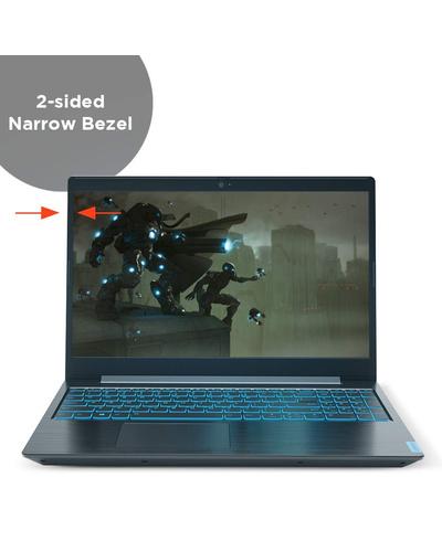 "Lenovo IdeaPad L340 9th Gen Intel Core i5-9300HF 15.6"" (39.63cm) FHD IPS Gaming Laptop (8GB/1TB HDD/Windows 10/NVIDIA GTX 1050 3GB/Granite Black/2.19Kg)-3"