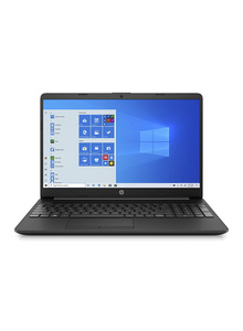 "HP 15 (2021) Thin & Light 10th Gen Intel Core i3 Laptop, 8GB RAM, 512GB SSD, 39.62 cms (15.6"") FHD Screen, Windows 10, MS Office, Jet Black (15s-du1516TU)"