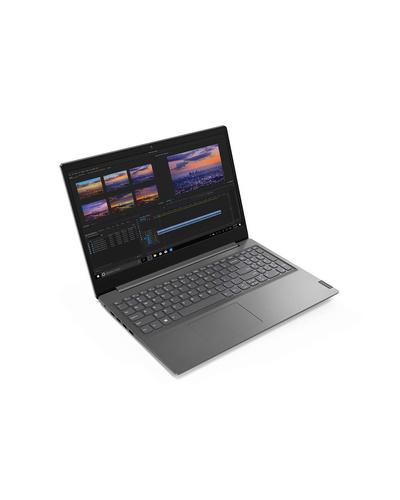 "Lenovo V15 AMD RYZEN 3 3250U 15.6"" (39.62cms) HD Laptop (4GB/1TB/DOS/Grey/1.85Kg)-1"