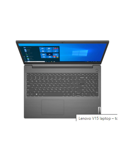 Lenovo  V15 ADA Laptop (AMD Athlon Gold 3150U/8GB Ram/ 128GB SSD + 1TB SATA HDD/ 15.6 inch HD AG/ Windows - 10/Integrated AMD Radeon Graphics 2GB / Iron Grey)-3