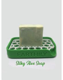 Earthily Silky Aloe Soap