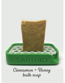 Earthily Cinnamon & Honey Soap
