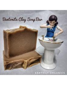 Earthily Bentonite Clay Soap