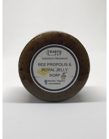 Earthily Bee Propolis and Royal Jelly Soap
