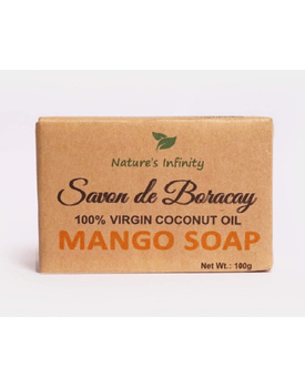 Savon de Boracay Mango Soap Bar 100 Grams