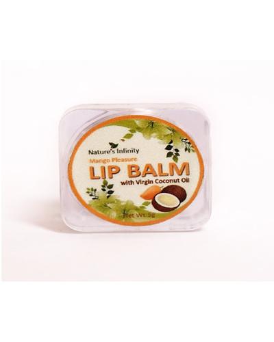 Lip Balm Jar Mango 5 Grams-Lipmangojar5g