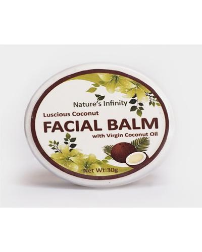 Facial Balm Coconut 30 Grams-facebalmcoco30g