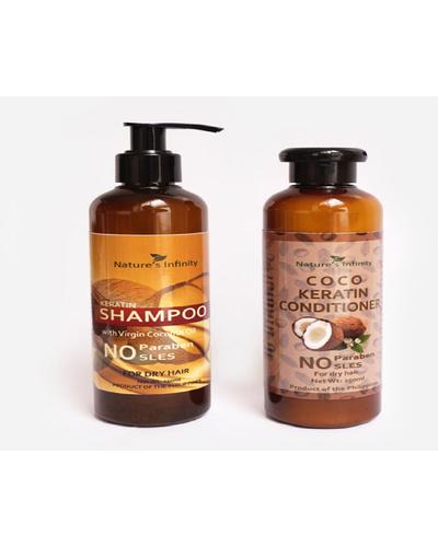 Coco Keratin Shampoo 250 ML-cocokeratin25oml