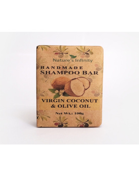 Coco Shampoo Bar 100 Grams