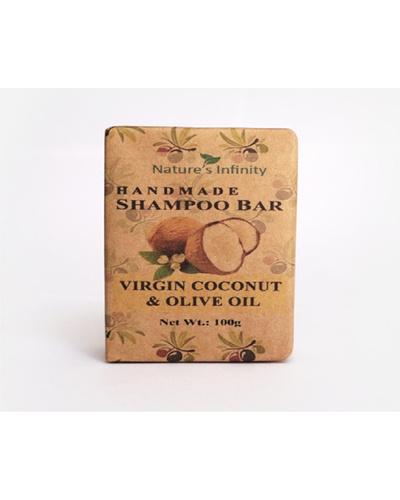 Coco Shampoo Bar 100 Grams-cocoshampoobar100g