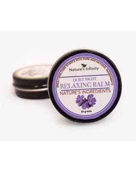 Relaxing Balm ( Quiet Night ) 30 Grams