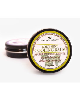 Cooling Balm ( Body Mint ) 30 Grams