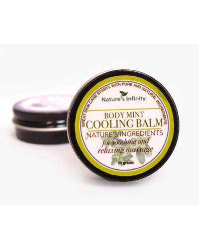 Cooling Balm ( Body Mint ) 30 Grams-coolbalm30g