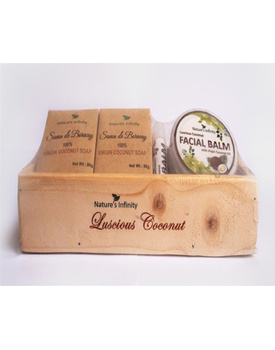 Luscious Coconut ( Wooden)