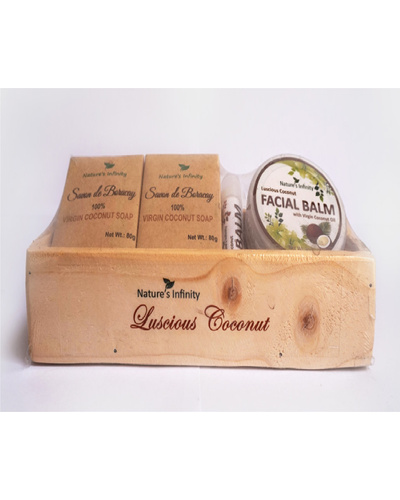 Luscious Coconut ( Wooden)-cocowooden