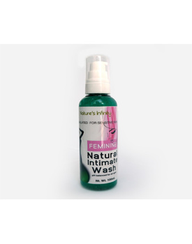 Feminine Natural Intimate Wash 100Ml