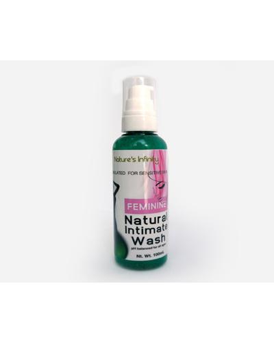 Feminine Natural Intimate Wash 100Ml-femintimatewash100ml