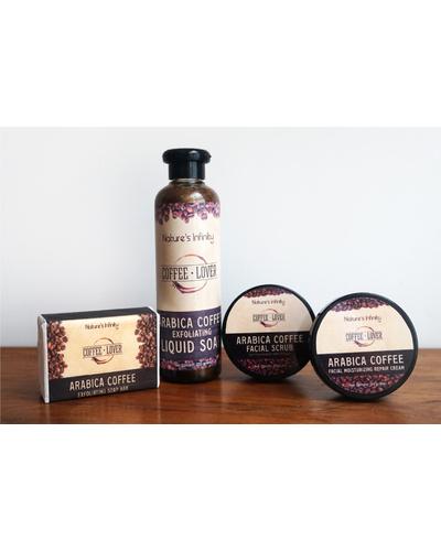 Arabica Facial Moisturizing Cream 50 grams-coffeefacialmoistcream50g