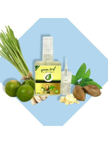 30ml Square Refill GreenLeaf Essential Oils-30mlOil