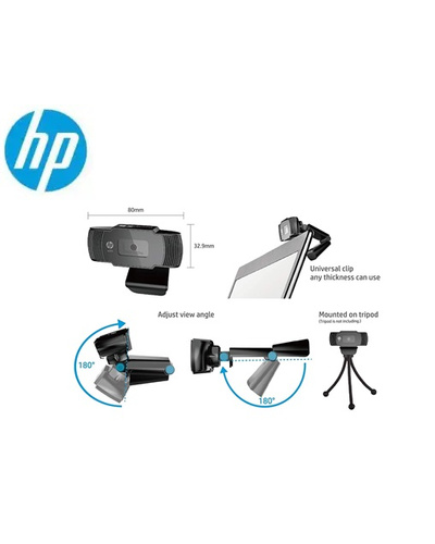 HP WEBCAM w200-3