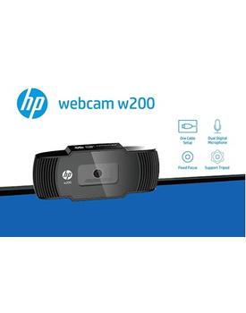 HP WEBCAM w200