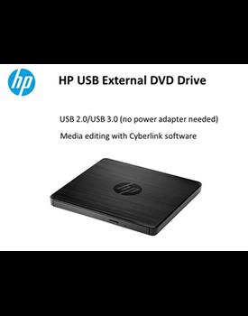 HP USB External DVD Drive