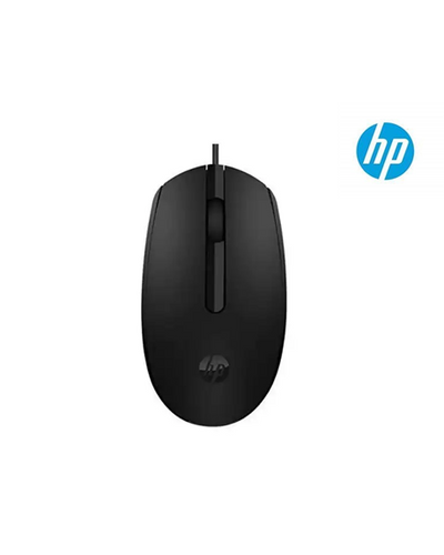 HP Wired Mouse M10-7YA10PA