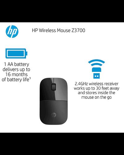 HP Z3700 Wireless Mouse-V0L79AA