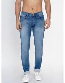 Baawara By Bhama light blue faded jeans