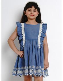 Blue Dresses Bitiya By Bhama