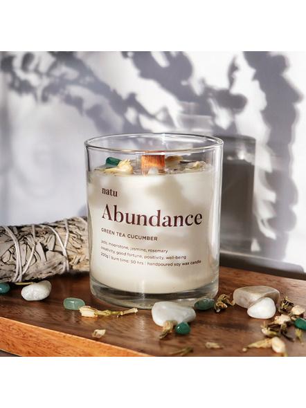 Lifestyle Abundance Candle 200g