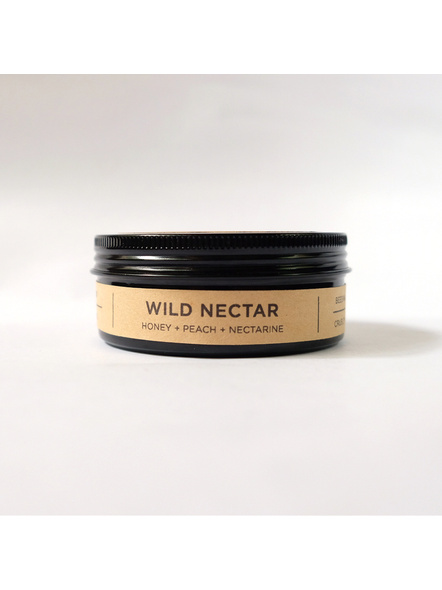 Wild Nectar - Beeswax Coconut Oil Scented Candle Home Fragrance-3
