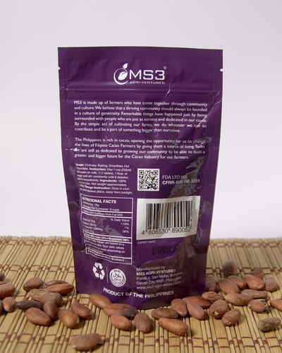 100% Cacao Tablet 150g-1