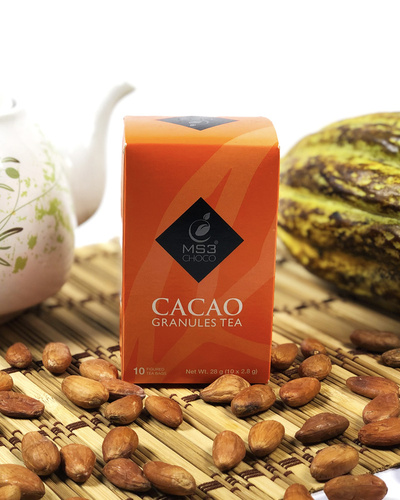 MS3 Choco Cacao Granules Tea 28g-1