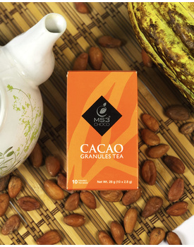 MS3 Choco Cacao Granules Tea 28g