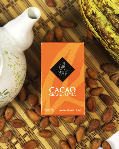 MS3 Choco Cacao Granules Tea 28g-2167350920
