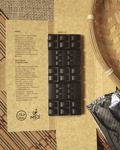 MS3 Choco 65% Dark Chocolate 50g-3