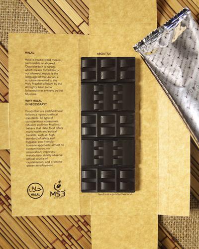 MS3 Choco 60% BonChoc 50g-3