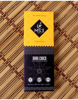 MS3 Choco 65% Dark Chocolate 50g