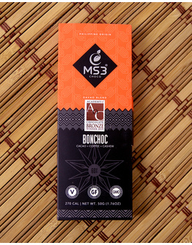 MS3 Choco 60% BonChoc 50g