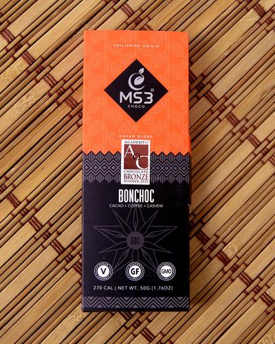 MS3 Choco 60% BonChoc 50g-2149380137