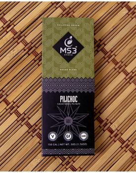 MS3 Choco 60% PiliChoc 50g