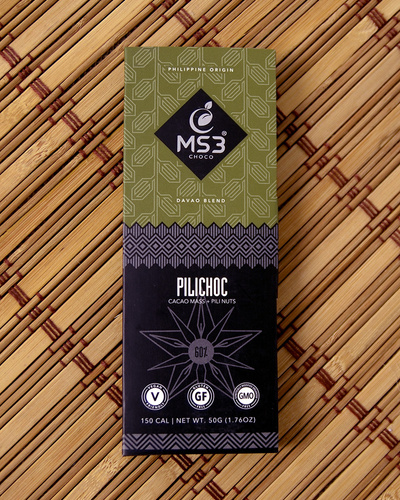 MS3 Choco 60% PiliChoc 50g-2149375226