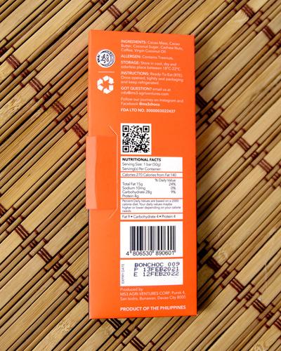 MS3 Choco 60% BonChoc 50g-2